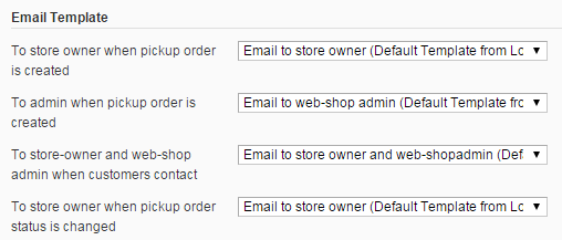 Magento 2 Store Pickup extension